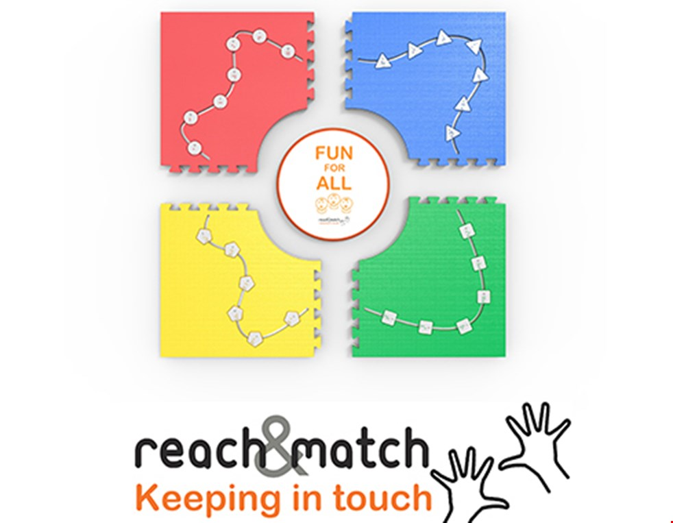 Reach and Match logo