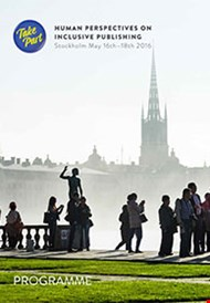 A picture of the cover of the pdf programme.photo